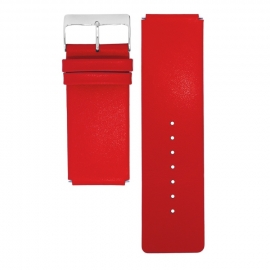 dsigntime watch strap red
