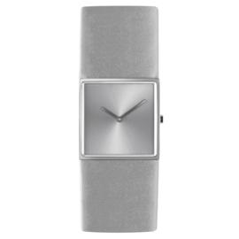 dsigntime/JLDC horloge zilver