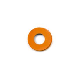 vignelli baby ring oranje