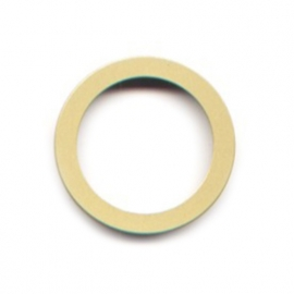 pierre junod mv 40 vignelli thick & thin large ring goud