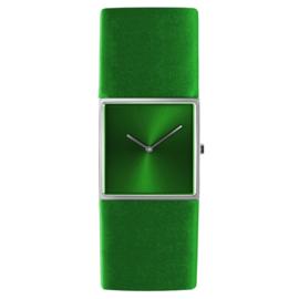 dsigntime/JLDC horloge groen
