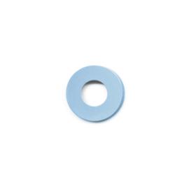 vignelli baby ring pastelblauw