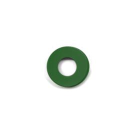 vignelli baby ring groen