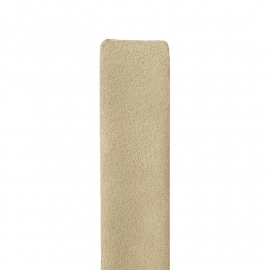 easy going band suede beige