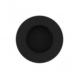 ronde zwarte hoogglans kast easy going