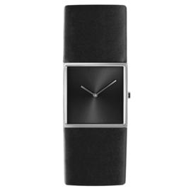 dsigntime/JLDC horloge zwart