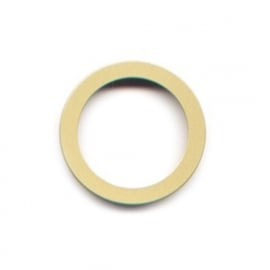 pierre junod mv 34 vignelli thick & thin ring goud