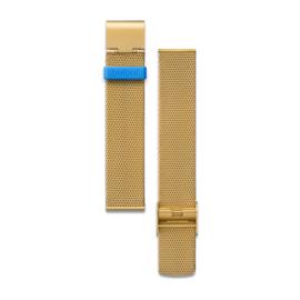 bulbul goud mesh horlogeband
