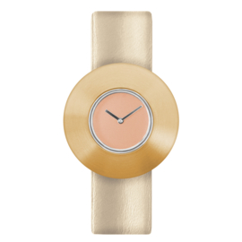 dsigntime easy going watch horloge rosé