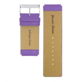 dsigntime horlogeband lichtpaars