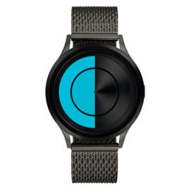 ZIIIRO Lunar Horloge Gunmetal Ocean