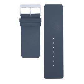 dsigntime horlogeband blauw/petrol