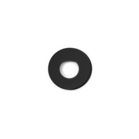 vignelli baby ring zwart