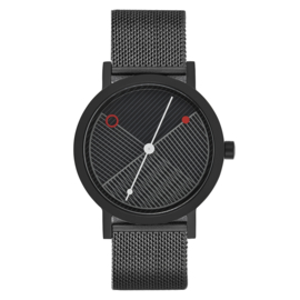 projects watches hatch horloge mesh
