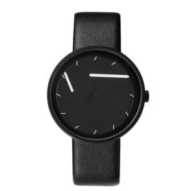 projects watches twirler horloge zwart
