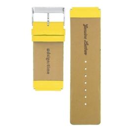 dsigntime horlogeband warmgeel