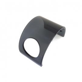 bruno ninaber zwart transparant perspex deel