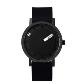 projects watches 'till horloge zwart