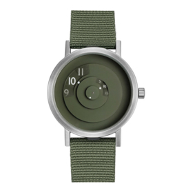 projects watches reveal horloge groen
