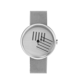 projects watches on the right track horloge mesh