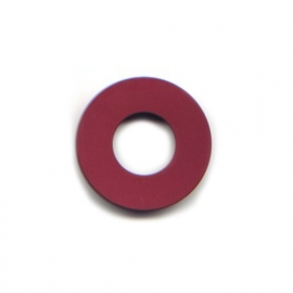 pierre junod mv dot vignelli halo ring burgundy
