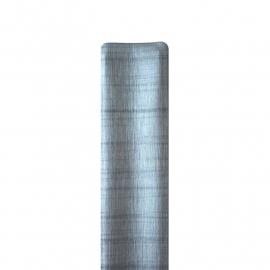 easy going band metallic stripe blauw