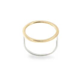 "little darling ""here comes the sun"" ring"