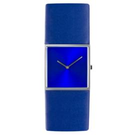 dsigntime/JLDC horloge blauw