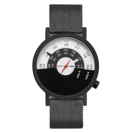 projects watches beyond the horizon horloge mesh