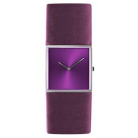 dsigntime/JLDC horloge paars