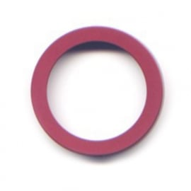 pierre junod mv 44 vignelli thick & thin mega ring bordeaux