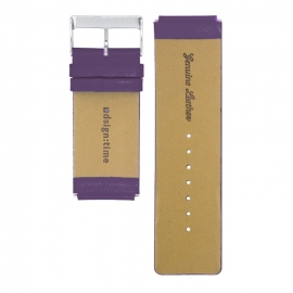 dsigntime horlogeband paars/aubergine