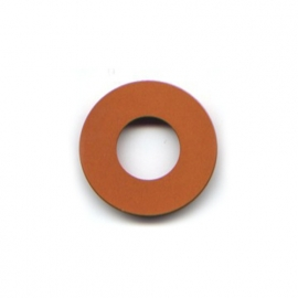 pierre junod mv dot vignelli halo ring oranje