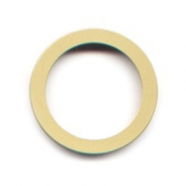 pierre junod mv 44 vignelli thick & thin mega ring goud
