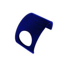 bruno ninaber blauw perspex deel