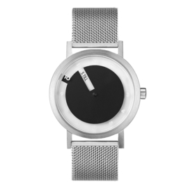 projects watches 'till horloge staal mesh