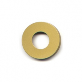 pierre junod mv dot vignelli halo ring goud