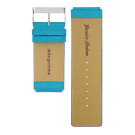 dsigntime horlogeband aqua