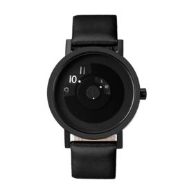 projects watches reveal horloge zwart