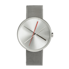 projects watches crossover horloge staal mesh