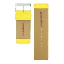 dsigntime horlogeband geel