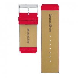 dsigntime horlogeband rood