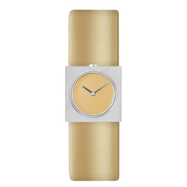 dsigntime easy going watch horloge goud