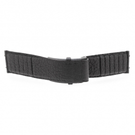 bruno ninaber horlogeband 1984 zwart met klep