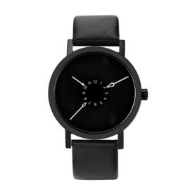 projects watches nadir horloge zwart