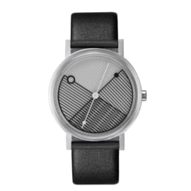 projects watches hatch horloge staal