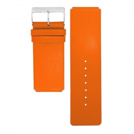 dsigntime watch strap orange