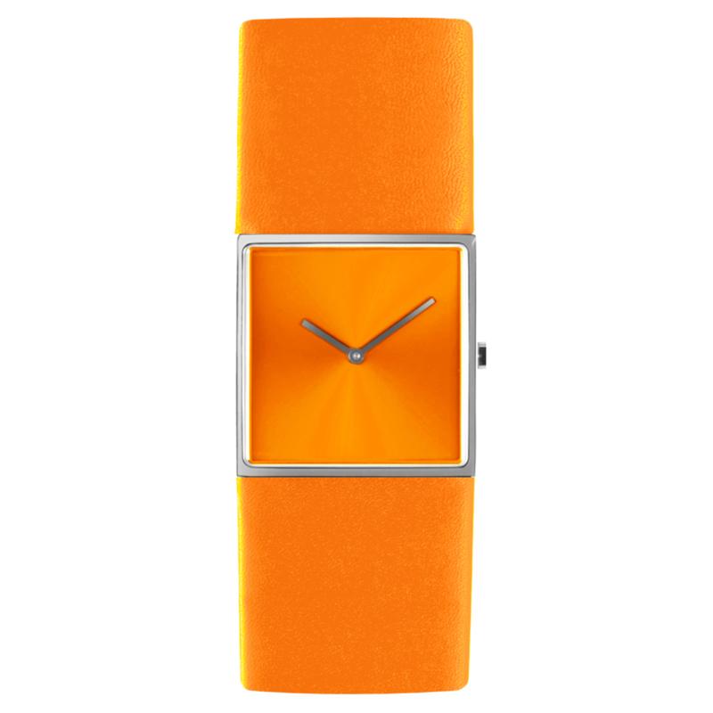 dsigntime/JLDC horloge oranje