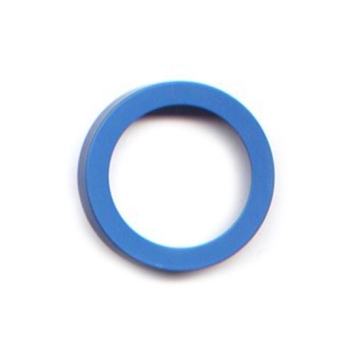 pierre junod mv 34 vignelli thick & thin ring blauw