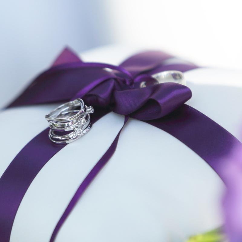 wikkel trouwring